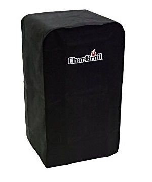 Char-Broil electric smoker cover