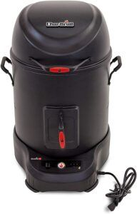 Simple Char-Broil electric smoker with SmartChef® Technology Review