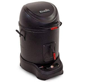 Simple Char-Broil electric smoker with SmartChef