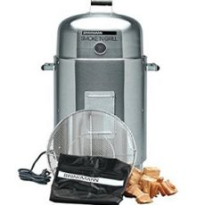 Brinkmann Gourmet Vertical Electric Smoker & Parts Review