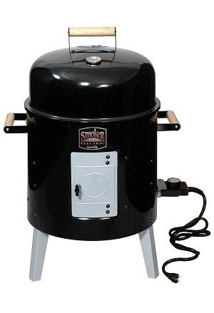 char broil h2o electric smoker