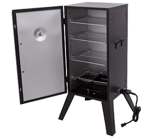 char broil vertical electric smoker 505