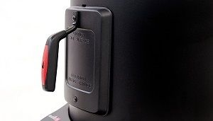 electric smoker with SmartChef
