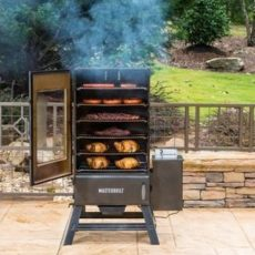 5 Large Electric Smokers Reviews - (Biggest & Extra Largest)