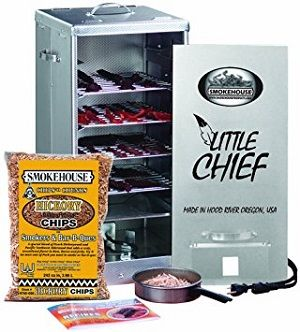 little chief electric smoker luhr jensen review