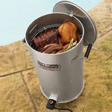 Old Smokey Electric Smoker And Parts Review