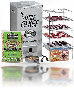 smokehouse mini chief electric smoker review