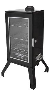3016DEWS 30″ Digital Electric Smoker black