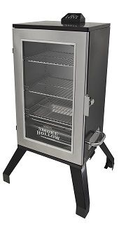 3016DEWS 30″ Digital Electric Smoker silver