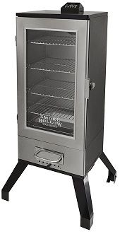 3616DEWS 36″ Digital Electric Smoker silver