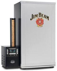 Bradley Jim Beam 4 Rack Digital Smoker