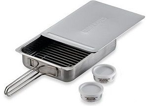 Camerons Stovetop Smoker electric indoor