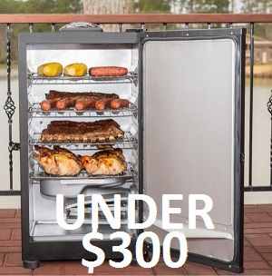 Cheap electric smoker under $300