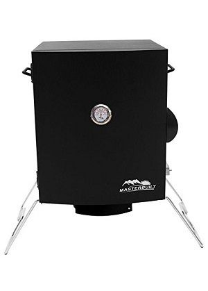 MASTERBUILT 20073716 PORTABLE ELECTRIC SMOKER – MES 20B