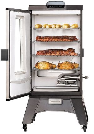 Masterbuilt Bluetooth Smoker 40 Inch Mes 340g Electric
