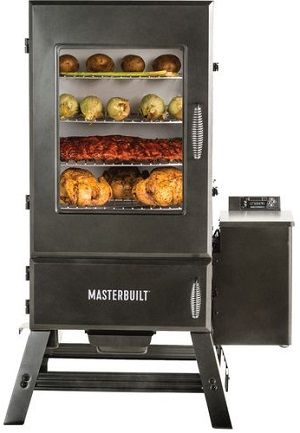 Masterbuilt Digital Electric Smoker With Pellets Xl Mes