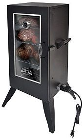 Smoke Hollow 30162EW 30-Inch Analog Electric Smoker - WITH WINDOW