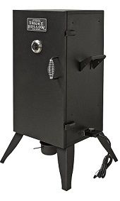 Smoke Hollow 30162EW 30-Inch Analog Electric Smoker without window