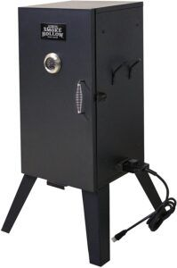 Smoke Hollow Electric Smoker with Adjustable Temperature Control