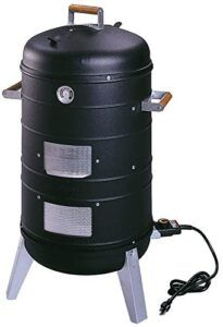 Southern Country Smokers 2 in 1 Electric Water Smoker Lock N Go Grill