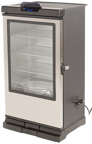 masterbuilt 40 electric smoker with bluetooth review