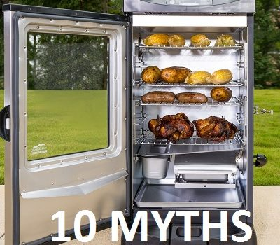 10 Myths About Electric Smokers