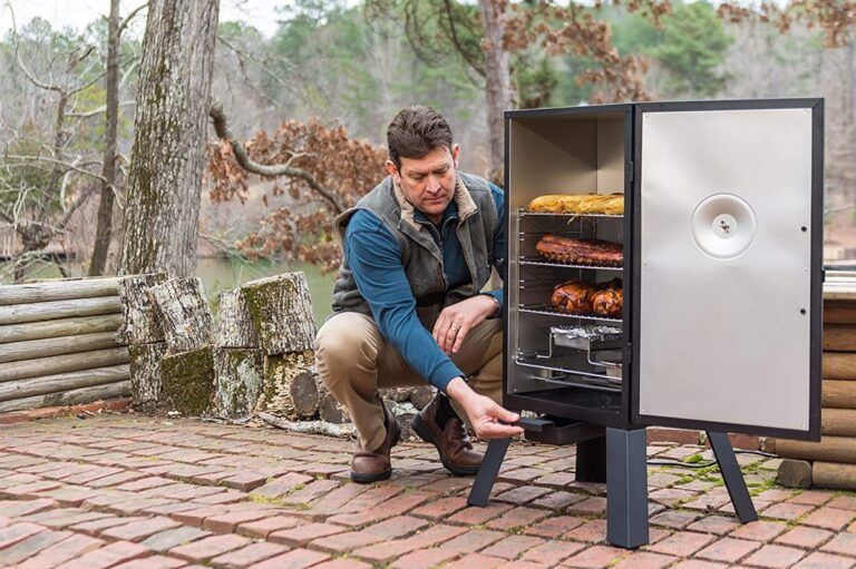 Dyna-Glo Analog And Digital Vertical Electric Smoker