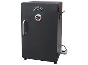 "Best cheap smoker - Landmann Smoky Mountain 26"" analog"