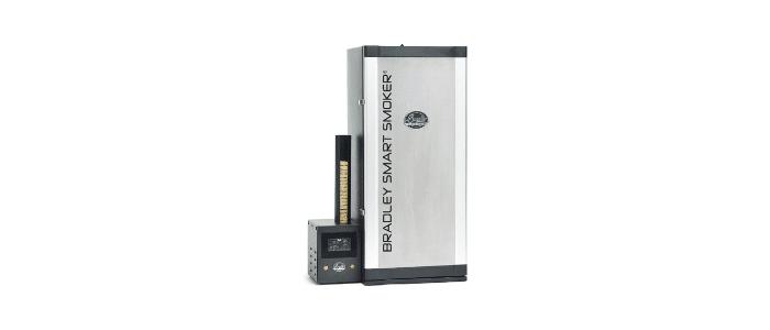 Bradley Bluetooth Outdoor Electric Smoker