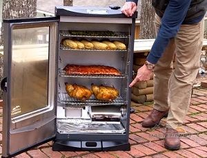 Clean An Electric Smoker