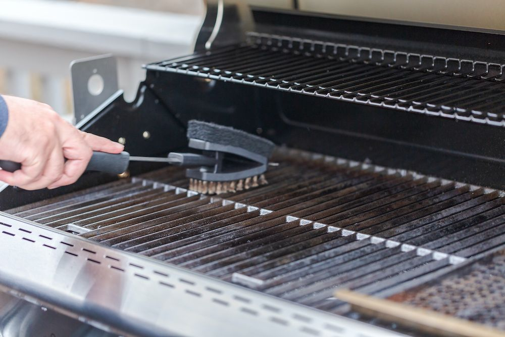 Cleaning Your Electric Smoker