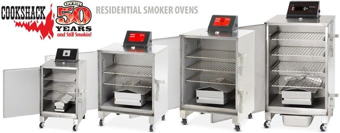 Cookshack residential electric smokers