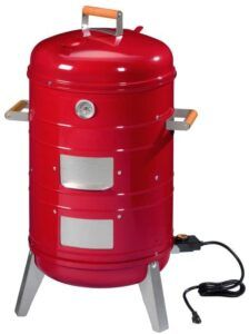 Meco 4-in-1 Dual Fuel Smoker and Grill