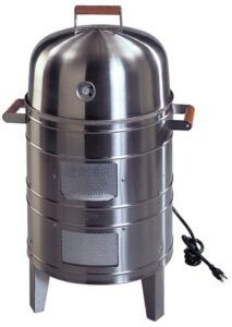 Meco Stainless Steel Electric Water Smoker2