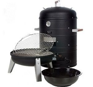 Meco outdoor electric smoker