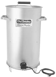 Old Smokey Stainless Steel Electric Smoker