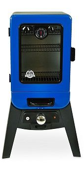 Pit Boss Analog Blue Electric Smoker 77220