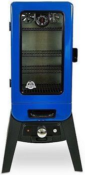 Pit Boss Analog Blue Electric Smoker 77320
