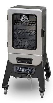 Pit Boss Digital Silver Electric Smoker 77221