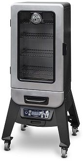 Pit Boss Digital Silver Electric Smoker 77232