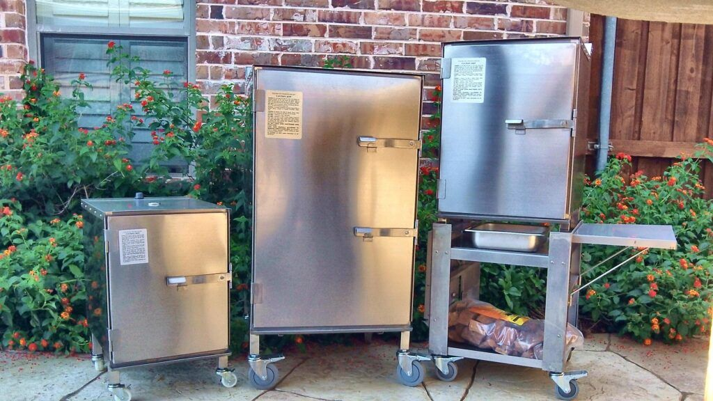 Size Of The Commercial Electric Smoker