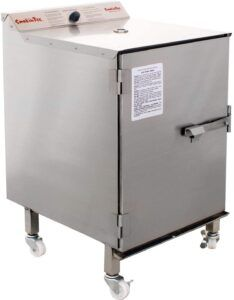 SmokinTex 1400 Stainless Steel Electric Smoker