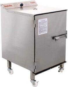 SmokinTex 1400 Stainless Steel Electric Smoker