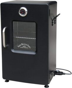 "Smoky Mountain 26"" Electric Smoker With Window"