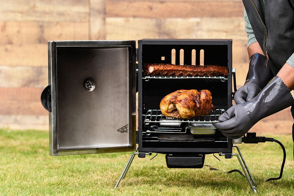 Stainless Steel Electric Smokers