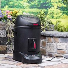 Best Small - Portable - Mini - Table Top - Compact Electric Smoker