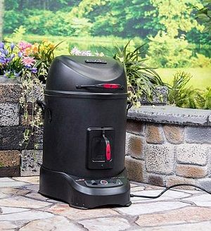 Best Small Portable Mini Table Top Compact Electric Smoker