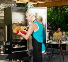 Best 10 Rated Electric Smoker For Sale 2018 Reviews Amp Guide
