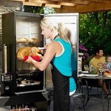 Why Is Electric Smoker The Best Smoker For Families?