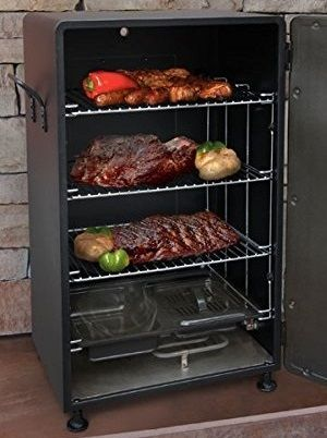 Landmann Smoky Mountain Electric Smoker Reviews Electric